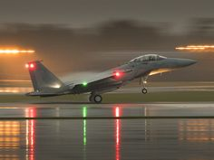 Royal Saudi Air Force Boeing F-15SA Strike Eagle