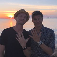 Pin for Later: Celebrate More Than a Decade of Lovely Moments Between Neil Patrick Harris & David Burtka