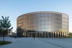 Freiburg Town Hall,Courtesy of ingenhoven architects