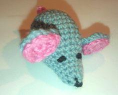 26 Beste Afbeeldingen Van Gehaakte Muis Crochet Crafts Crocheting