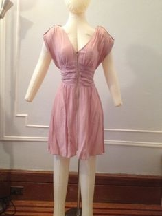 Hardly worn pink summer dress.$10