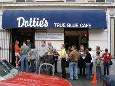 Dottie's True Blue Cafe: Throwback Breakfast in the Tenderloin