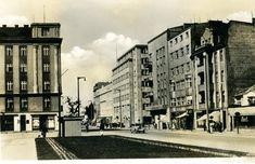 Portowa ok. 1938 r. 30, Multi Story Building, Street View, Tin Cans
