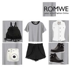 """""""Untitled #197"""" by fashion-and-dance ❤ liked on Polyvore featuring mode, Forever 21, maurices et romwe"""
