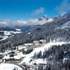 Obereggen Ski Area, Italy
