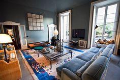 Dimore Studio style living area- Artemest