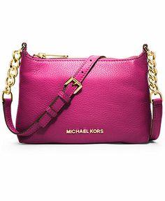 ba70824c4c3110 MICHAEL Michael Kors Bedford Crossbody & Reviews - Handbags & Accessories -  Macy's