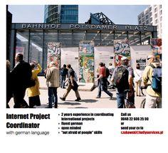 Work, Warsaw, internet, project management, marketing