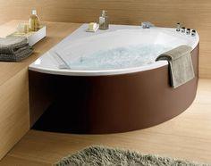 Nova Vasca Da Bagno Angolare : Nuovo nova vasca da bagno angolare domus u home kitchen designs