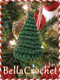 Image result for free crochet patterns christmas tree