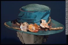 Afternoon hat About 1918 M970.26.21 © McCord Museum