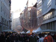 Centro de Milão, Itália. Foto Claudia Costa.