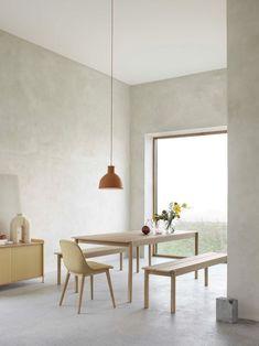 Minimalist Dining Room, Minimalist Furniture, Minimalist Interior, Minimalist Decor, Minimalist Home Design, Minimalist Architecture, Interior Architecture, Minimalist Scandinavian, Minimal Home