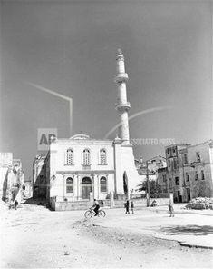 Η παλιά Κρήτη Old Maps, Crete, Vintage Photos, Taj Mahal, The Past, Building, Travel, Viajes, Antique Maps