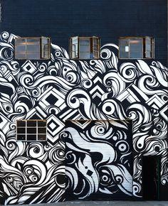 San Francisco Mural Arts   Victor Reyes   Untitled