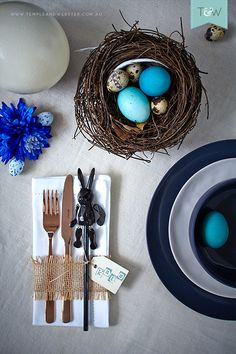 How to style your Easter table - Temple & Webster