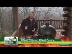 O'Neill Williams' Turkey Parmesan recipe for Big Green Egg Grilling Tips, Grilling Recipes, Parmesan Recipes, Building A Deck, Green Eggs, Turkey, Big, Videos, Youtube