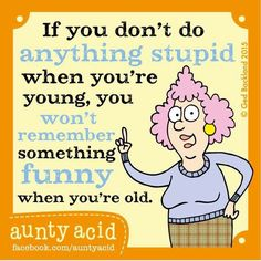 ☻☻☻ AUNTY ACID ☻☻☻ ~ Right