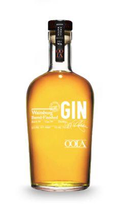 Oola Waitsburg Gin