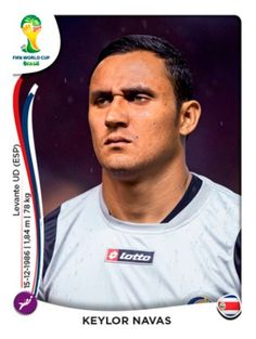 Costa Rica - Keylor Navas Another great goalie in the 2014 WC.