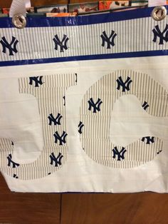 My Ducktape  photo memory bag rip Justin #yankees