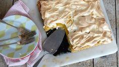 Hemelse citroen meringue van Susan Aretz. Deze culinaire topper lijkt misschien ingewikkeld, maar staat veel sneller op tafel dan je denkt. Smullen!
