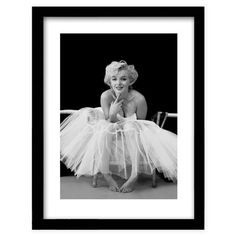 Lámina Marilyn Monroe (Ballerina) de Pyramid Prints en www.achica.es
