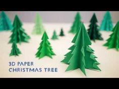 5 árboles de Navidad para hacer con los niños - PequeOcio                                                                                                                                                                                 Más