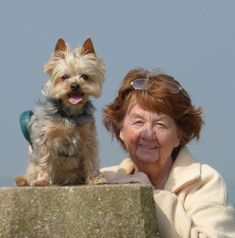 """Margaret Shore, 74 stated: """"It was just awful. He was torn to pieces in my arms and there was nothing I could do to stop it."""" She did try to stop the attack and as a result she suffered a bite to her finger and bruising after she was knocked to the ground by the Staffie.  """"I'm absolutely traumatized by the whole thing and even having nightmares about what happened,"""" she added.  """"That dog just wanted to kill and as soon as it saw us it just went for Jimmy's throat."""" (July 2016, Moordown, UK)"""