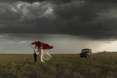 These Striking Wedding Photos From Kenya Are Guaranteed To Take Your Breath Away