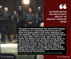 (12) Home / Twitter Richard Hatch, Battlestar Galactica, Challenges, The Originals, Twitter, Movie Posters, Film Poster, Billboard, Film Posters