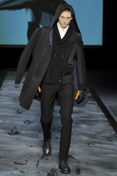 thierry mugler men's fashion 2011