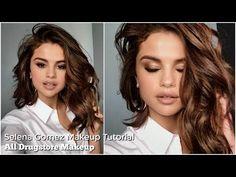 Selena Gomez Makeup Tutorial | All Drugstore Makeup https://i.ytimg.com/vi/gtl1R7NvZYo/hqdefault.jpg
