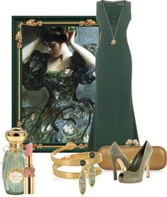 """""""McQueen"""" by ritadolce ❤ liked on Polyvore"""