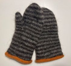 Huovutetut lapaset islanninvillasta - PunomoPunomo Mittens, Gloves, Sewing, Knitting, Diy, Fashion, Knitting Socks, Fingerless Mitts, Moda