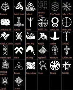 norse symbols