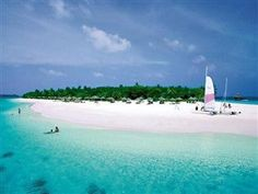 Reethi Beach Resort Maldives Islands - Island View
