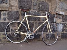 1980's Motobecane Grande Record, via Flickr.