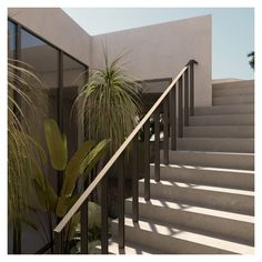 Rocks and garrigue are mixed with the structured elements, the external levels and the passages, creating this way a harmonious blend of architecture and nature. Entrance Design, Pool Houses, Crete, Outdoor Spaces, Facade, Architecture Design, Rocks, Villa, Stairs