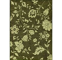"""sam's Sophisticated Melody Area Rug - 8'2"""" x 10' - Dill $198"""