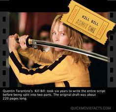 Kill Bill | Quick Movie Facts