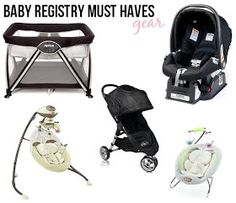 Little Baby Garvin: Baby Registry Must Haves