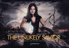 Lana Parilla- the unlikely savior- once upon a time\season 5\ #thedarkswan