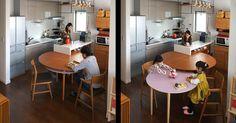 Revolving Table|yuki miyamoto architect