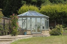 Victorian Conservatories in Hampshire, Get a quote today! | Wessex Windows