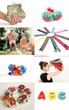 Love Colors ♥ by Talila on Etsy--Pinned with TreasuryPin.com