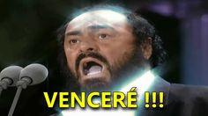 Pavarotti- Nessun Dorma (Subtitulada Español) HD (Los Ángeles: 1994)                                       # PARA ESCUCHAR ... MIENTRAS VISITAMOS LA TOSCANA...#