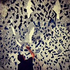 Meltem Yakın Üldes: Sanat Algısında Dönüşüm: Çöplükteki Sanat Eseri (Görsel: Efe Işıldaksoy) http://kolajart.com/wp/2014/11/18/meltem-yakin-uldes-sanat-algisinda-donusum-coplukteki-sanat-eseri/