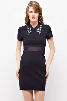 Kadın Lacivert Elbise 14,99 AZN özel fiyatı ile şimdi VipBrands'te!