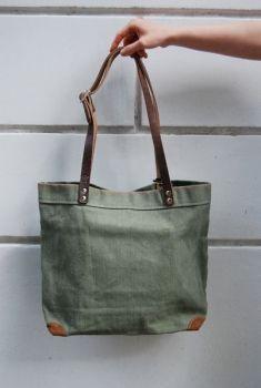 Hack Segeltuch Tasche klein 75,00 EUR I Love Fashion, Tote Bag, Bags, Style, Fashion Styles, Woman, Handbags, Swag, Totes